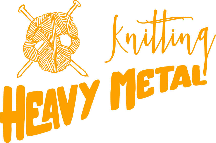 Heavy Metal Knitting