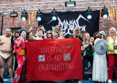 All Heavy Metal Knitting Finalists